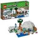 LEGO Minecraft 21142 Конструктор ЛЕГО Майнкрафт Иглу