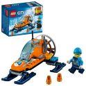 LEGO City 60190 Конструктор ЛЕГО Город Арктическая экспедиция Аэросани