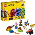 LEGO Classic 11002 Конструктор ЛЕГО Классик Базовый набор кубиков