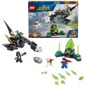 LEGO Super Heroes 76096 Конструктор ЛЕГО Супермен и Крипто объединяют усилия