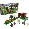 LEGO Minecraft 21159 Конструктор ЛЕГО Майнкрафт Аванпост разбойников