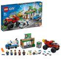 LEGO City 60245 Конструктор ЛЕГО Город Ограбление полицейского монстр-трака