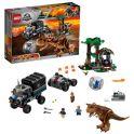 LEGO Jurassic World 75929 Конструктор ЛЕГО Мир Юрского Периода Побег в гиросфере от карнотавра