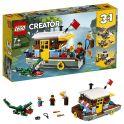 LEGO Creator 31093 Конструктор ЛЕГО Криэйтор Плавучий дом