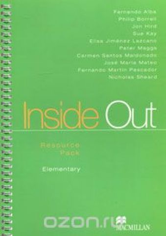 Inside Out Elementary: Resource Pack