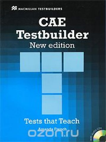 CAE Testbuilder: Tests that Teach: Without Key (+ 2 CD-ROM)