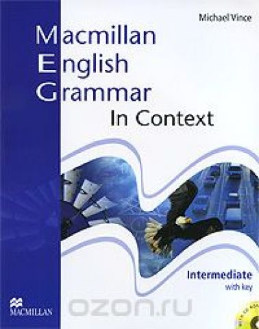 Macmillan English Grammar in Context: Intermediate Level: With Key (+ CD-ROM)