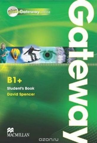 Gateway B1+: Student's Book + Webcode Pack