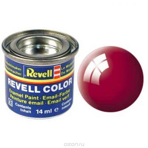 Revell Краска для моделей глянцевая №34 цвет красная Феррари 14 мл
