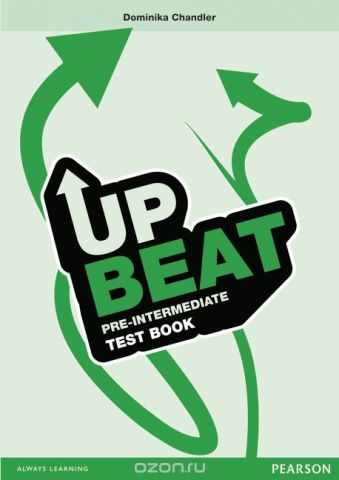 Upbeat Pre-Intermediate: Test Book