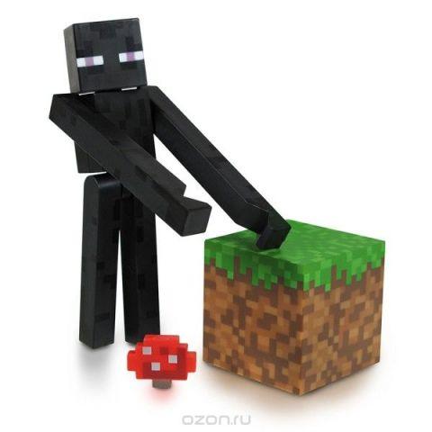 "Фигурка Minecraft ""Странник края"", 10 см"