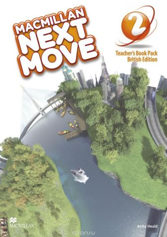 Next Move British English Level 2 Teacher's Book Pack