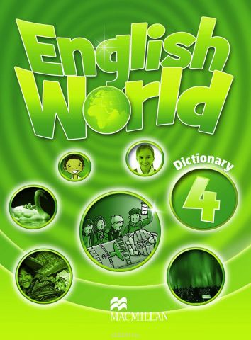 English World: Level 4: Dictionary