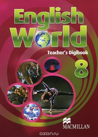 English World 8: Teacher's Didibook DVD