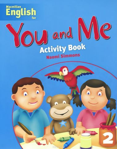 You and Me: Activity Book 2