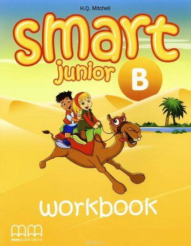 Smart Junior: Level 4 (+ CD)