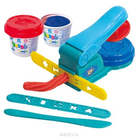 "Playgo Набор для лепки ""Dough Extruder"""