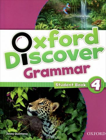 Oxford Discover 4: Grammar: Student Book