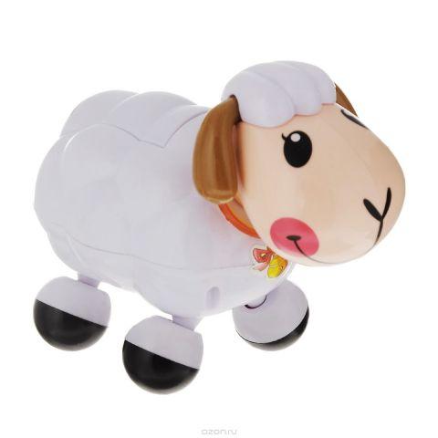 """Электронная развивающая игрушка """"Веселая овечка"""", цвет: белый"""