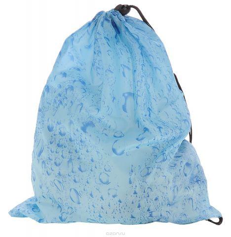 Eva Сумка для сменной обуви цвет голубой