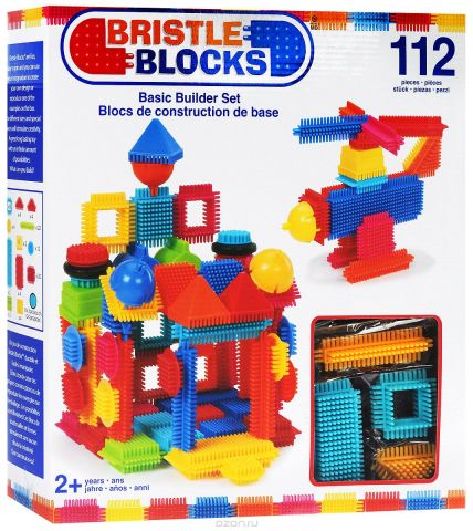 Battat Конструктор Bristle Blocks 68168