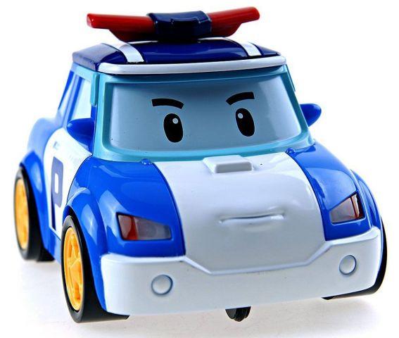 Robocar Poli Игрушка на радиоуправлении Поли