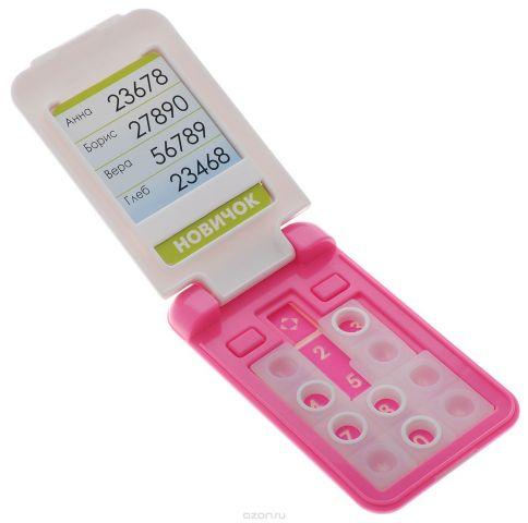 Bondibon Игра Смартфон цвет розовый