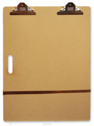 Малевичъ Планшетная доска с зажимом формат А2
