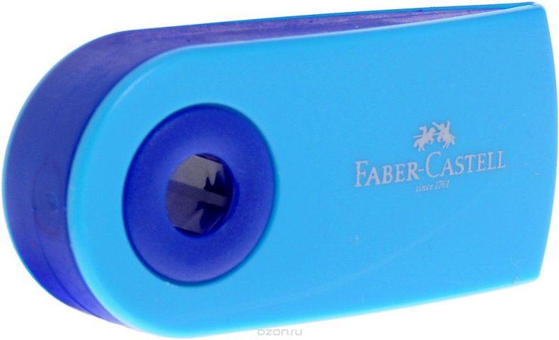 Faber-Castell Ластик Sleeve цвет голубой