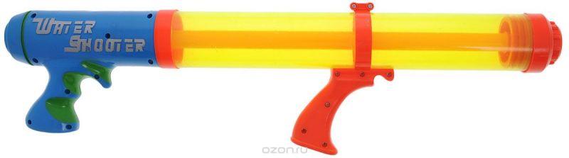 Bebelot Водный пистолет-помпа Тайный агент цвет салатовый синий