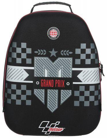 MotoGP Рюкзак детский Grand Prix цвет черный серый