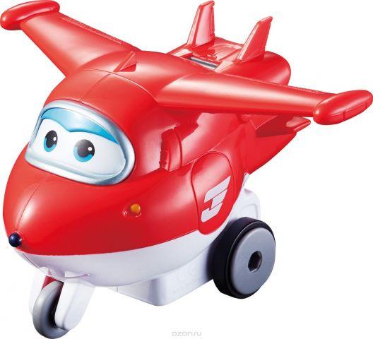 Super Wings Инерционный самолет Джетт