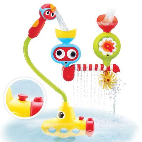 Yookidoo Игрушка-душ для ванной Подводная лодка