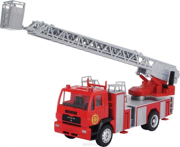 Dickie Toys Пожарная машинка Fire Fighter