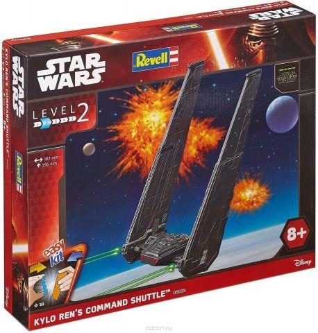 Revell Сборная модель Звездные войны Командный шаттл Кайло Рена