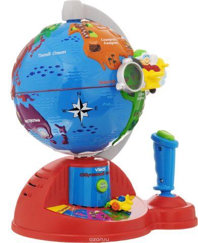 Vtech Развивающая игрушка Обучающий глобус