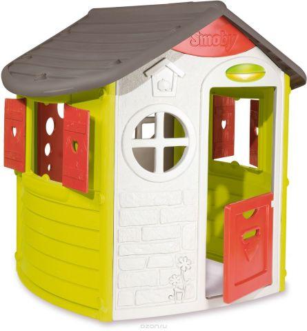Smoby Игровой домик Jura