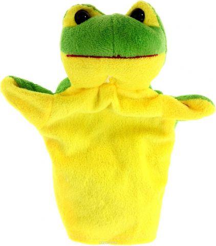 Sima-land Мягкая игрушка на руку Лягушка 850189