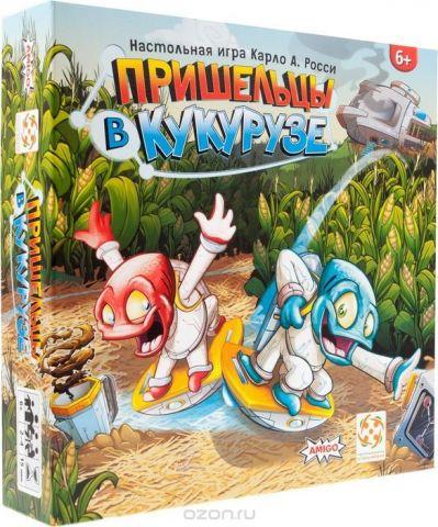 Amigo Spiel Настольная игра Пришельцы в кукурузе