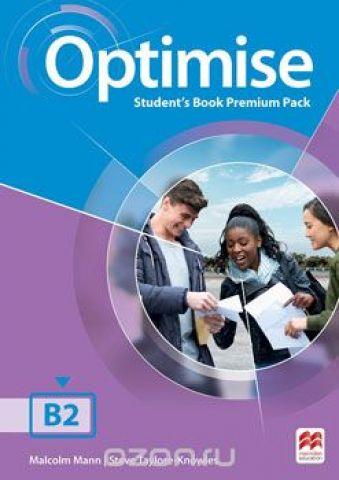 Optimise B2: Student's Book Premium Pack