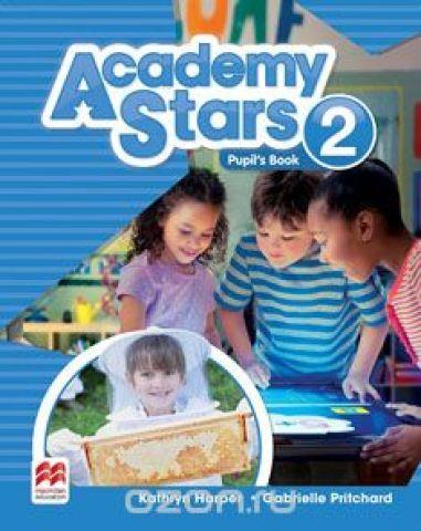 Academy Stars 2: Pupil's Book