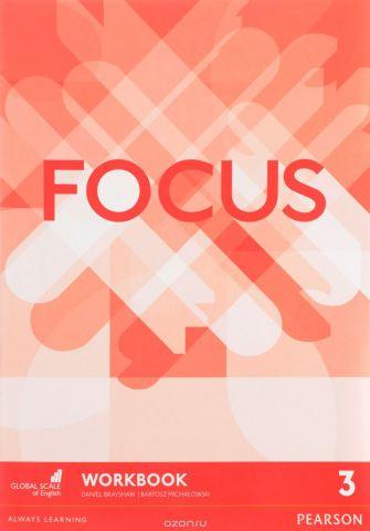 Focus Bre 3 Workbook: 3