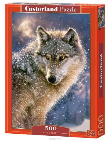 Castorland Пазл Волк