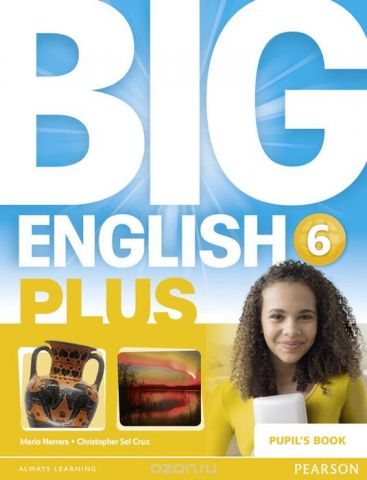 Big English Plus 6 Pupil's Book with Myenglishlab Access Code Pack