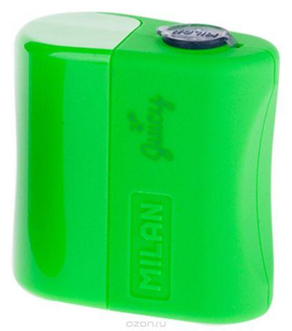 Milan Точилка Juicy с контейнером цвет зеленый