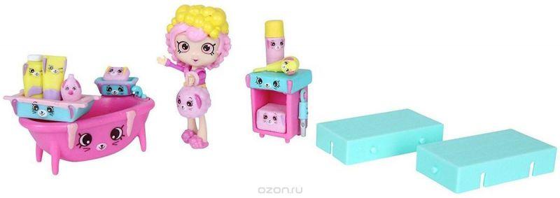 Shopkins Игровой набор с куклой Купание кролика