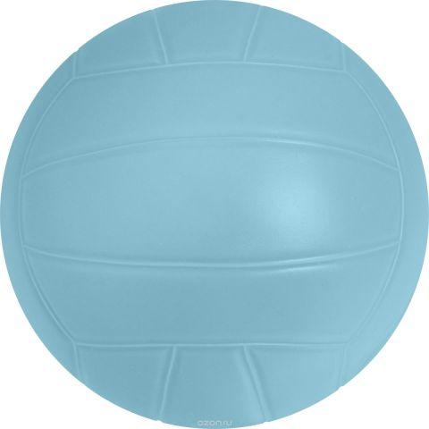 Весна Мяч детский волейбольный цвет голубой диаметр 22,5 см