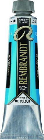 Royal Talens Краска масляная Rembrandt цвет 530 Синий севрский 40 мл