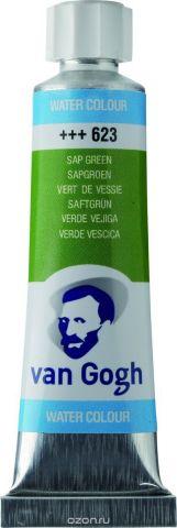 Royal Talens Акварель Van Gogh цвет 623 Зеленый травяной 10 мл
