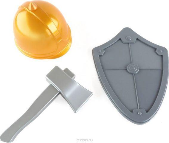 Пластмастер Игровой набор Викинг